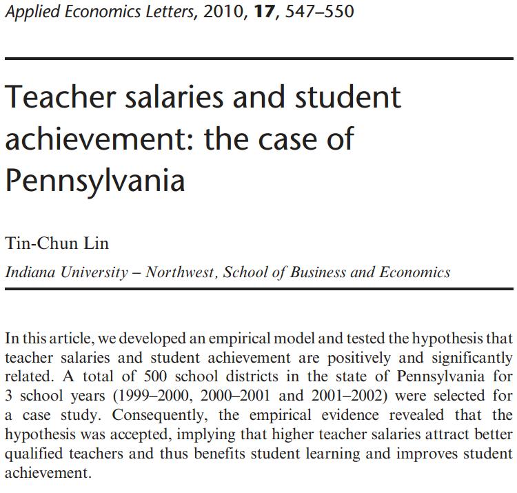 Applied Economic Letters, 2010, 17, 547-550