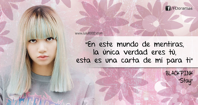blackpink stay frases kpop