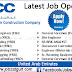 Latest Jobs at National Petroleum Construction Company (NPCC) - UAE