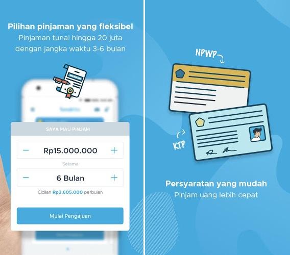 pinjam uang online cepat dan mudah