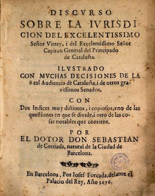 Si Cataluña ere un estat independén hasta 1714, ¿per qué teníe virreys, com lo valensiá Francisco de Borja o lo infante Fernando de Austria?