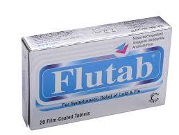 سعر دواء فلوتاب Flutab