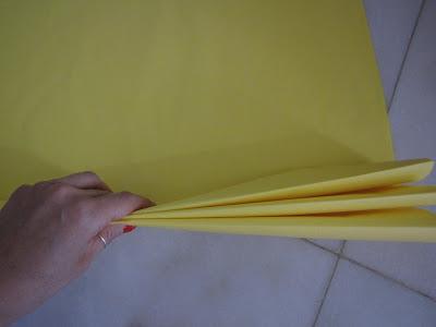 οδηγίες κατασκευής για χάρτινες διακοσμιτικές μπάλες