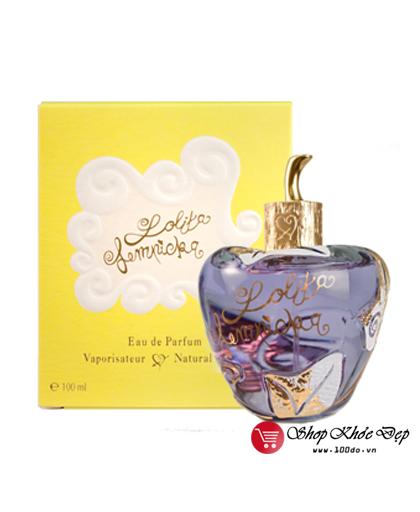 Nước hoa Nước hoa Lolita Lempicka hình quả táo của Pháp, nước hoa trái táo tím