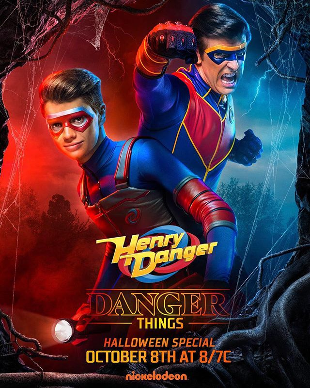 Nickalive Nickelodeon Usa To Premiere Henry Danger Halloween