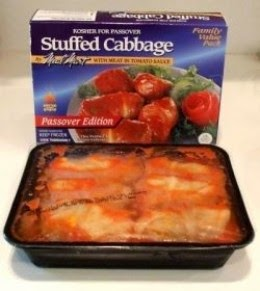 MealMart Passover Edition stuffed cabbage rolls