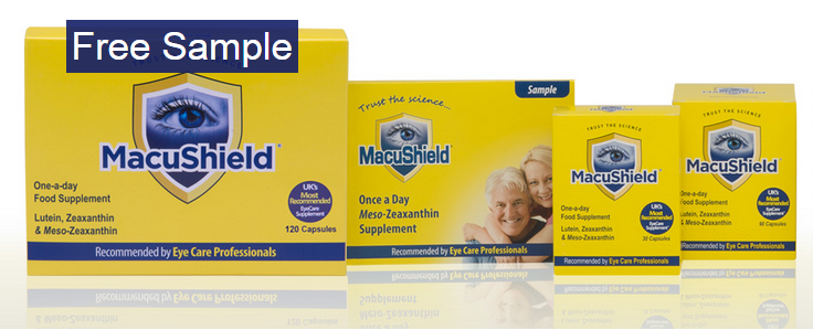 FREE MacuShield Foot Supplemen...