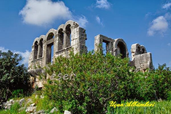 Silifke Tarihi Yerleri