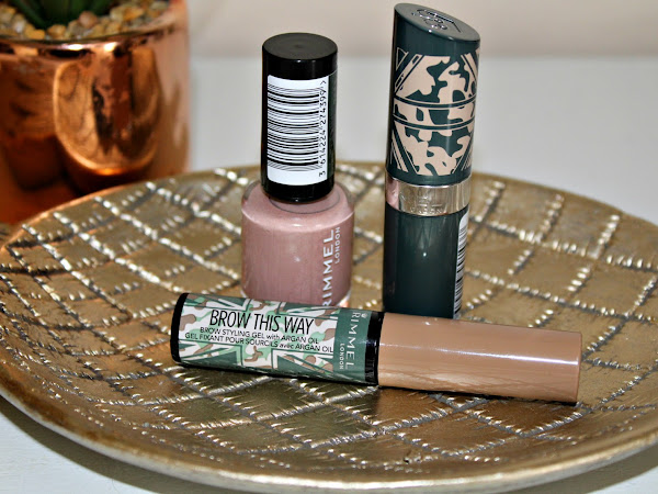 Rimmel Cara Camo Collection 💄