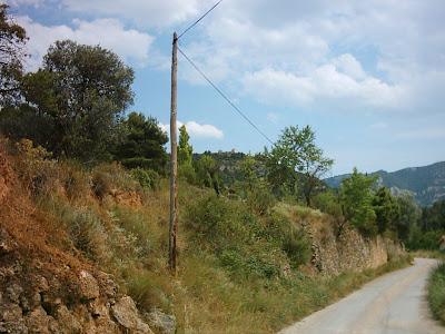 azud, assut, Matarraña, Matarranya, Beceite, Beseit, camino Parrizal