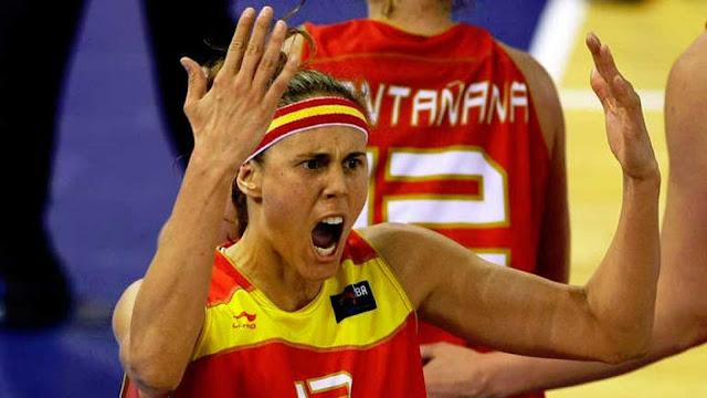 deportistas españoles Amaya Valdemoro