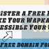 How to Get a Free Domain For Your Wapka Wapsite