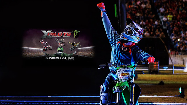 Xpilots by Monster Energy Monterrey 2016 Arena Monterrey boletos primera fila 2017