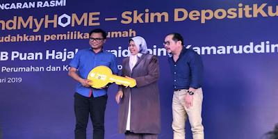Permohonan Skim FundMyHome Depositku 2019 Online