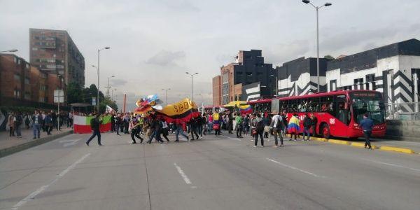 Estudiantes y Gobierno de Colombia no llegan a acuerdo