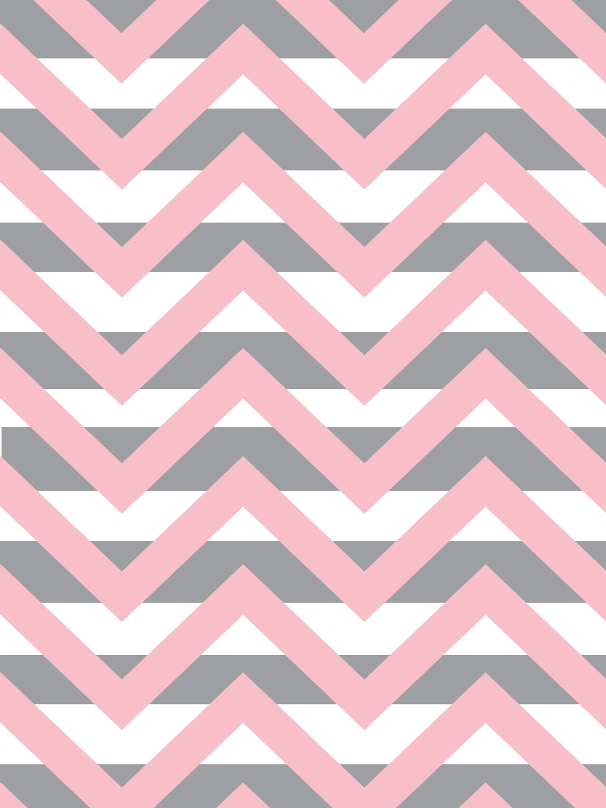 Grey And Pink Living Room Decor: Julesoca Blog: Striped Chevron