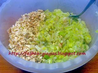 Πίτα με κοτόπουλο ή γαλοπούλα και σπιτικό φύλλο - από «Τα φαγητά της γιαγιάς»
