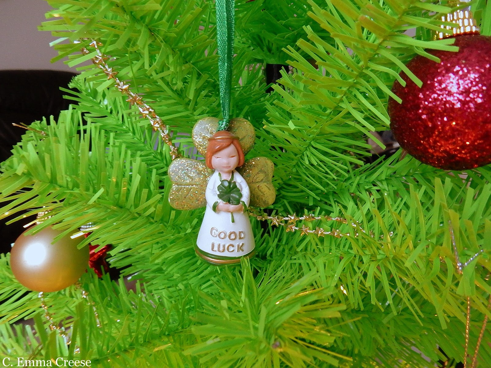 The Expat Christmas Baubles
