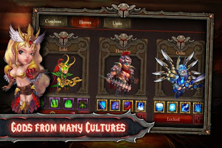 Epic Heroes War Apk v1.6.5.160 Mod [Free Shopping]