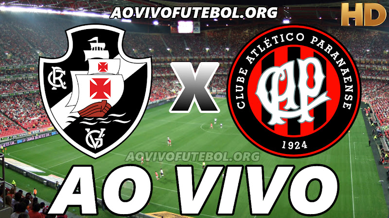 Vasco x Atlético Paranaense Ao Vivo HD Premiere