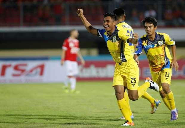 Persiba Balikpapan vs Bali United
