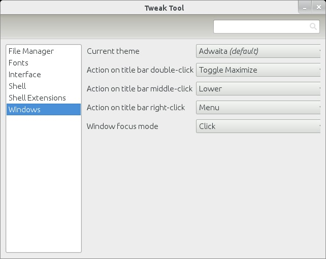 How to Install Gnome Shell in Ubuntu 11 04 - Tuxtrix