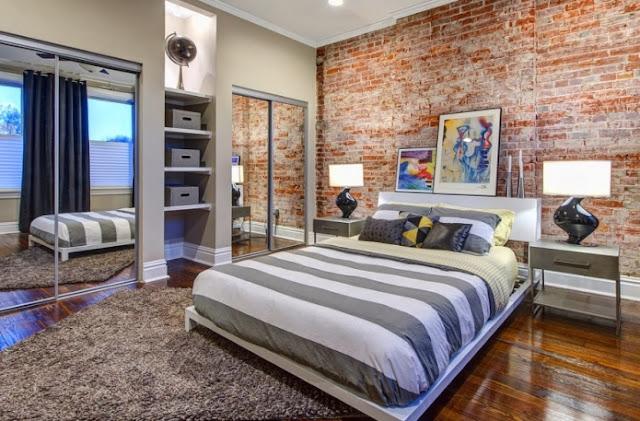 Decorative Stone In The Bedroom