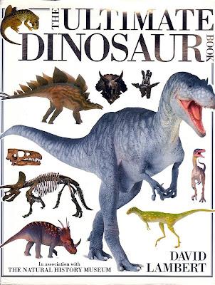 Nostalgic Dinosaur Books  Cover