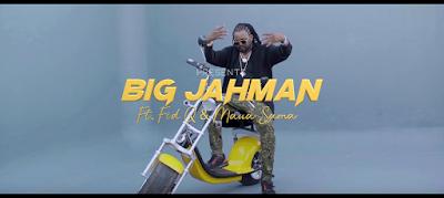 Big Jahman Ft. Fid Q & Maua Sama - Umenituliza