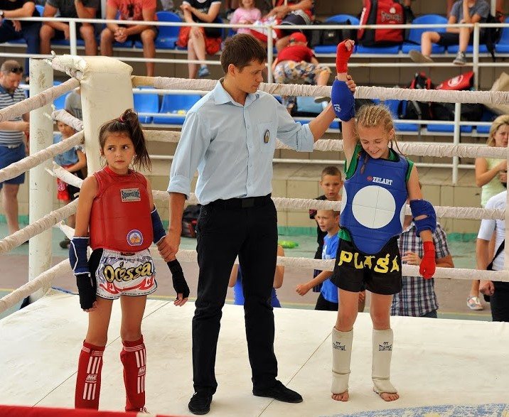 Amateur boxing girls remarkable, the
