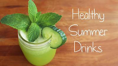 6 health drinks for summer