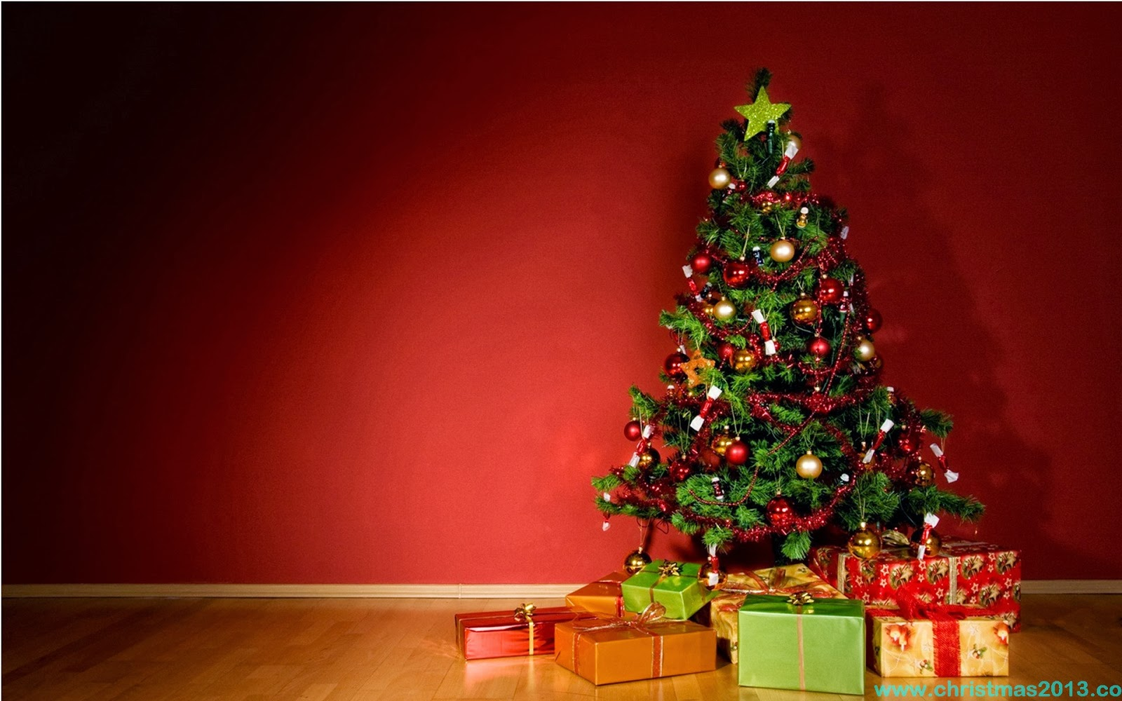 Most Beautiful Christmas Tree wallpaper.
