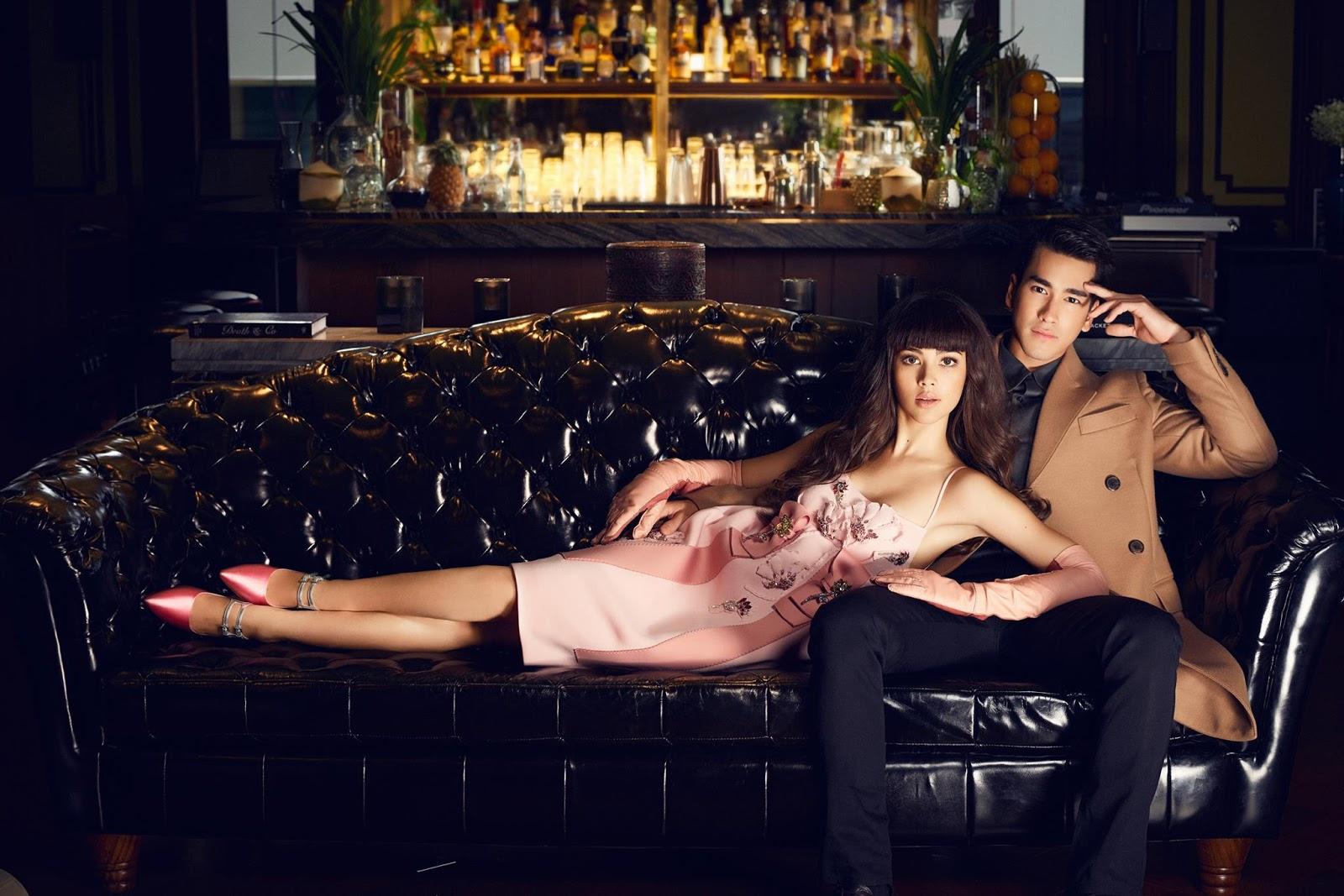 """""""ณเดชน์ คูกิมิยะ - ญาญ่า อุรัสยา นิตยสาร Harper's Bazaar Thailand """""""