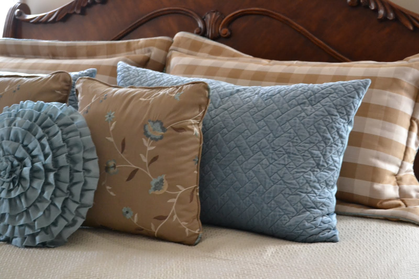 How to Make a Pillow Sham Part 1 Worthing Court