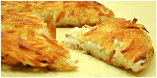 Resep Kue Kentang Goreng Sederhana Suka Makan