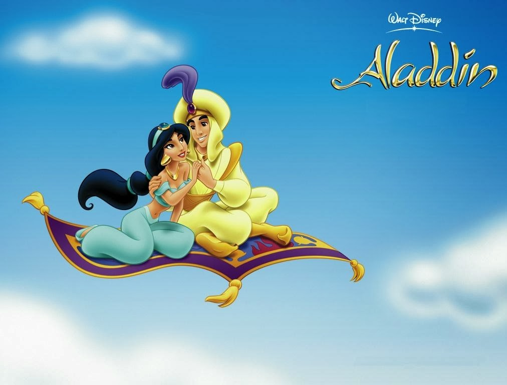 Disney HD Wallpapers: Aladdin HD Wallpapers