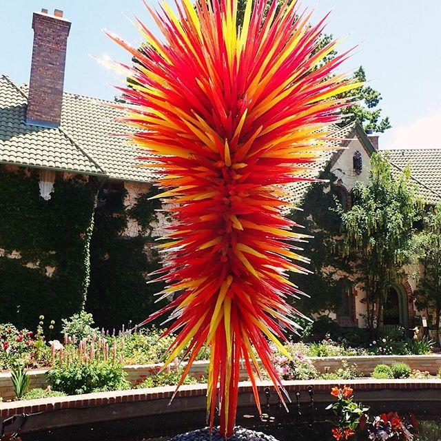 The Obligatory Blog: Denver Botanic Gardens