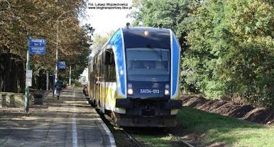 SA134-013, Kędzierzyn-Koźle Przystanek
