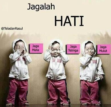 Jaga Hati Di Bulan Ramadhan Baca Berita