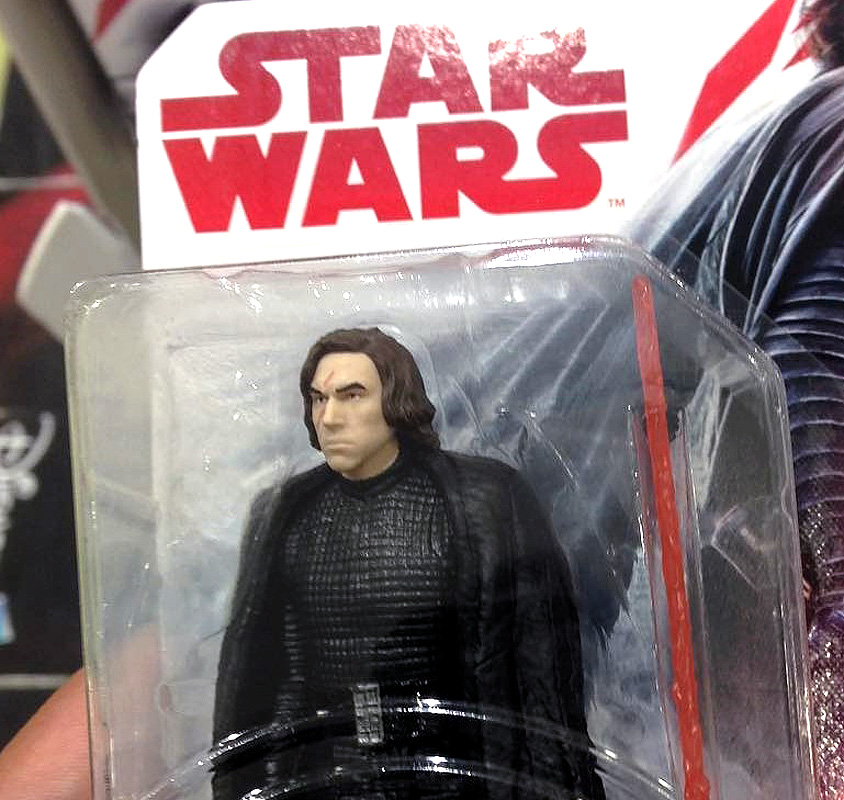 Kylo Ren Brand New Star Wars Episode 8 The Last Jedi Action Figure