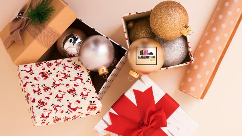 Speciale Natale: decorazioni e pacchi regalo