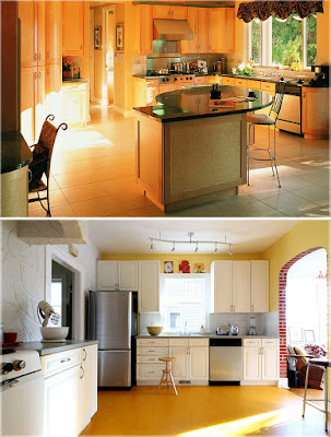 Tips Merancang Kitchen Set Modern Minimalis