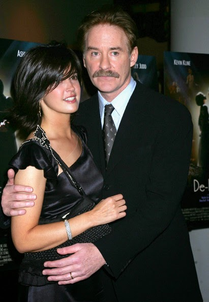 She And Kevin Kline A Fish Called Wanda Cry Freedom The Chill Dave Have Been Married Since 1989