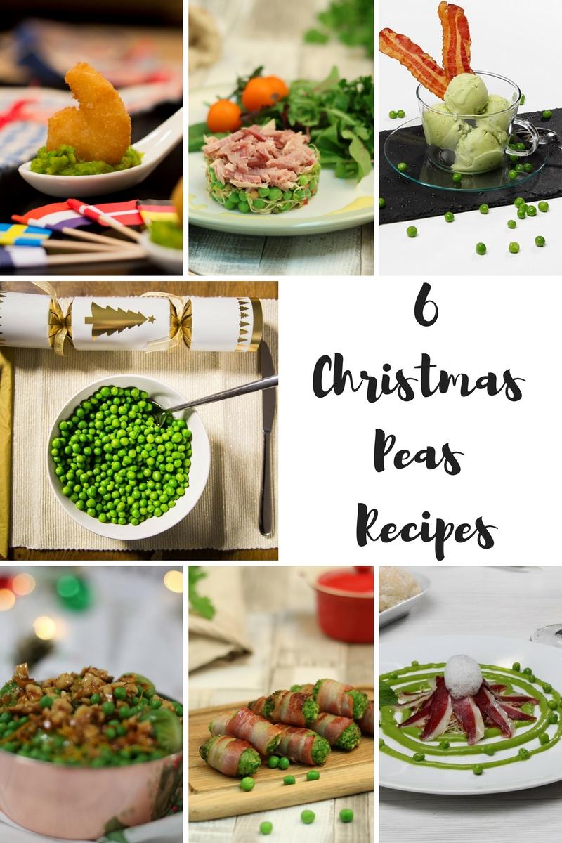 6 Christmas Pea Recipes