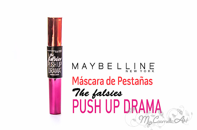 The Falsies Push Up Drama: nueva máscara de pestañas de Maybelline.