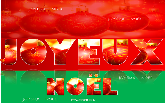 imagen joyeux Noël feliz navidad