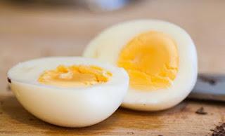 Η δίαιτα του βραστού αυγού.