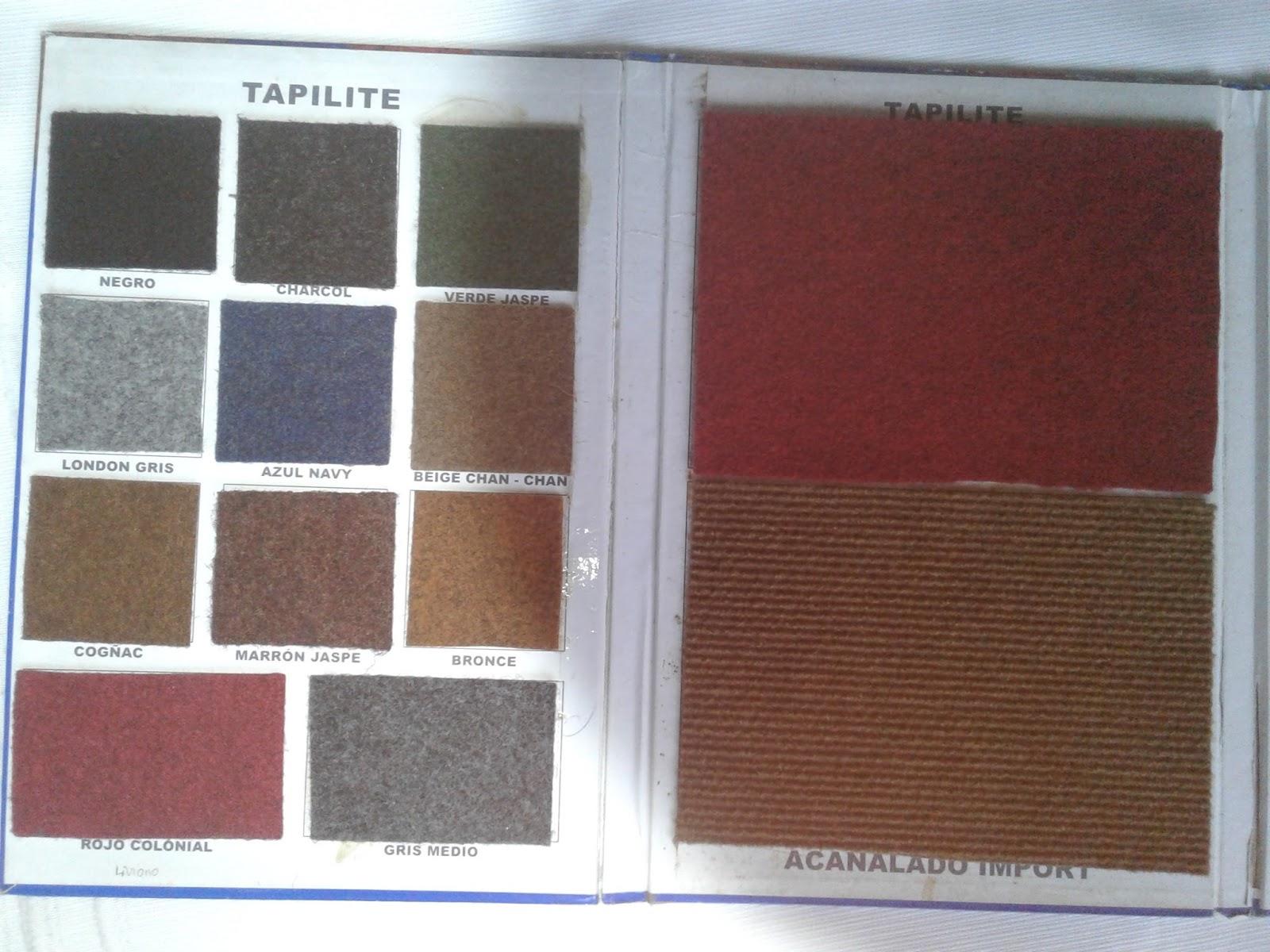tapizones