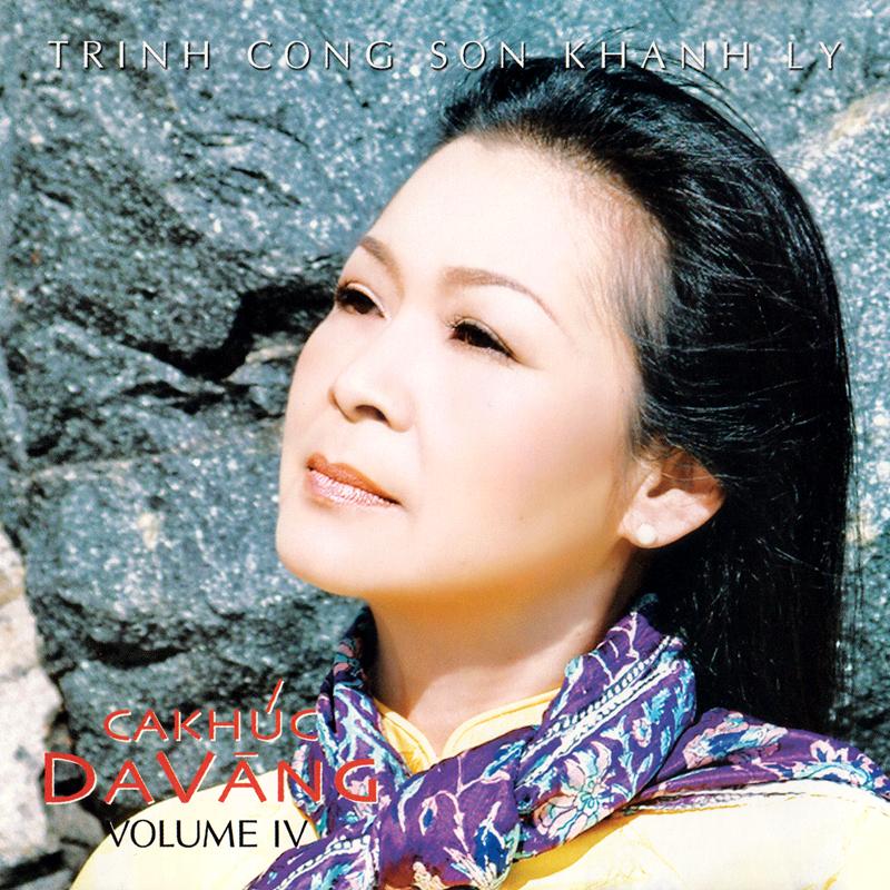 Khánh Ly CD - Ca Khúc Da Vàng 4 (NRG) + bìa scan mới