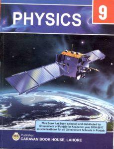 PDF BOOK: PHYSICS GRADE 9, PUNJAB TEXTBOOK BOARD LAHORE